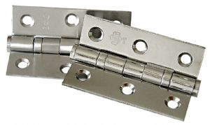 OVO® Solid Stainless Steel Heavy Duty Plain Bearing Hinges - 75x50mm